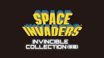 [Act.] Space Invaders: Invincible Collection confirma su lanzamiento en Nintendo Switch