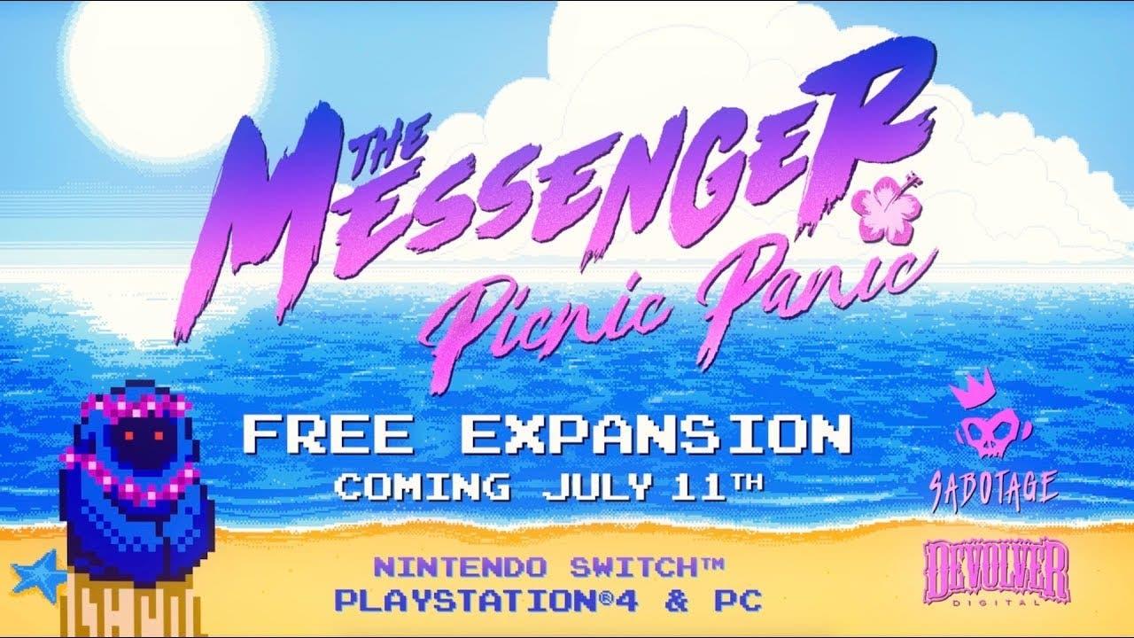 El DLC Picnic Panic de The Messenger llega el 11 de julio