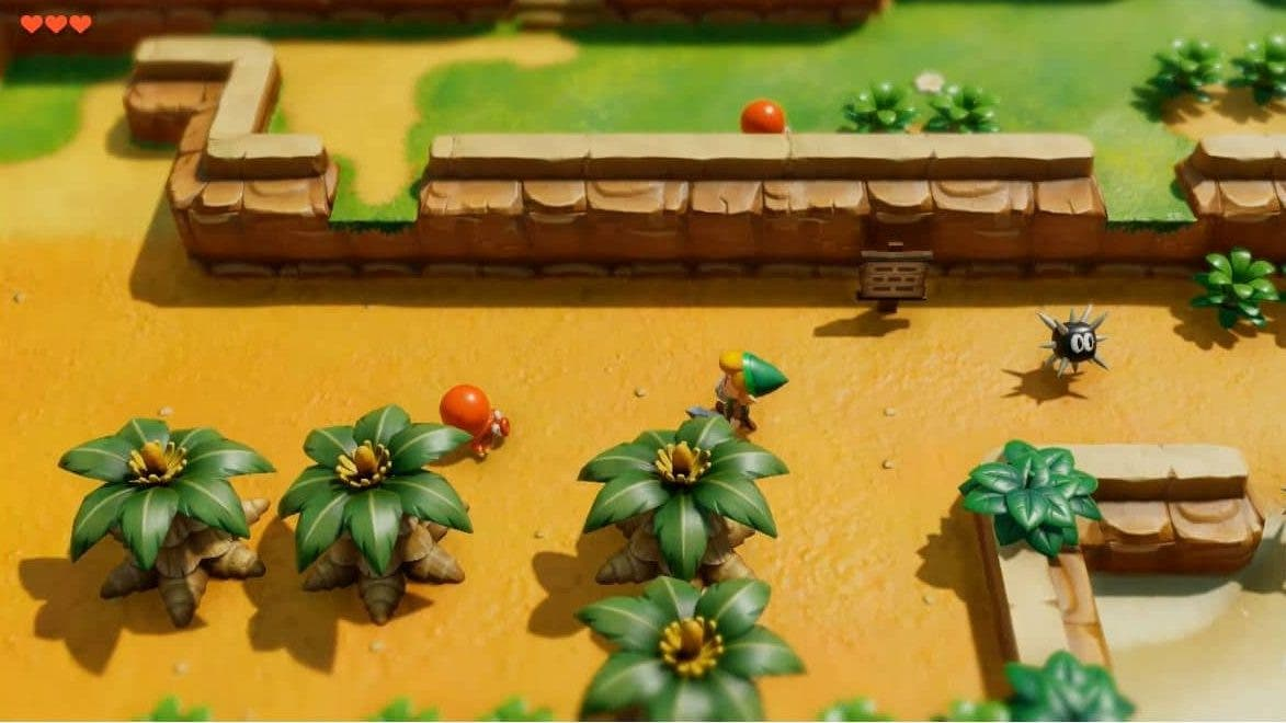 Echad un vistazo a este gameplay de la demo de The Legend of Zelda: Link's Awakening en el E3 2019