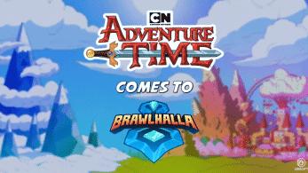 [Act.] Brawlhalla confirma colaboración con Hora de Aventuras
