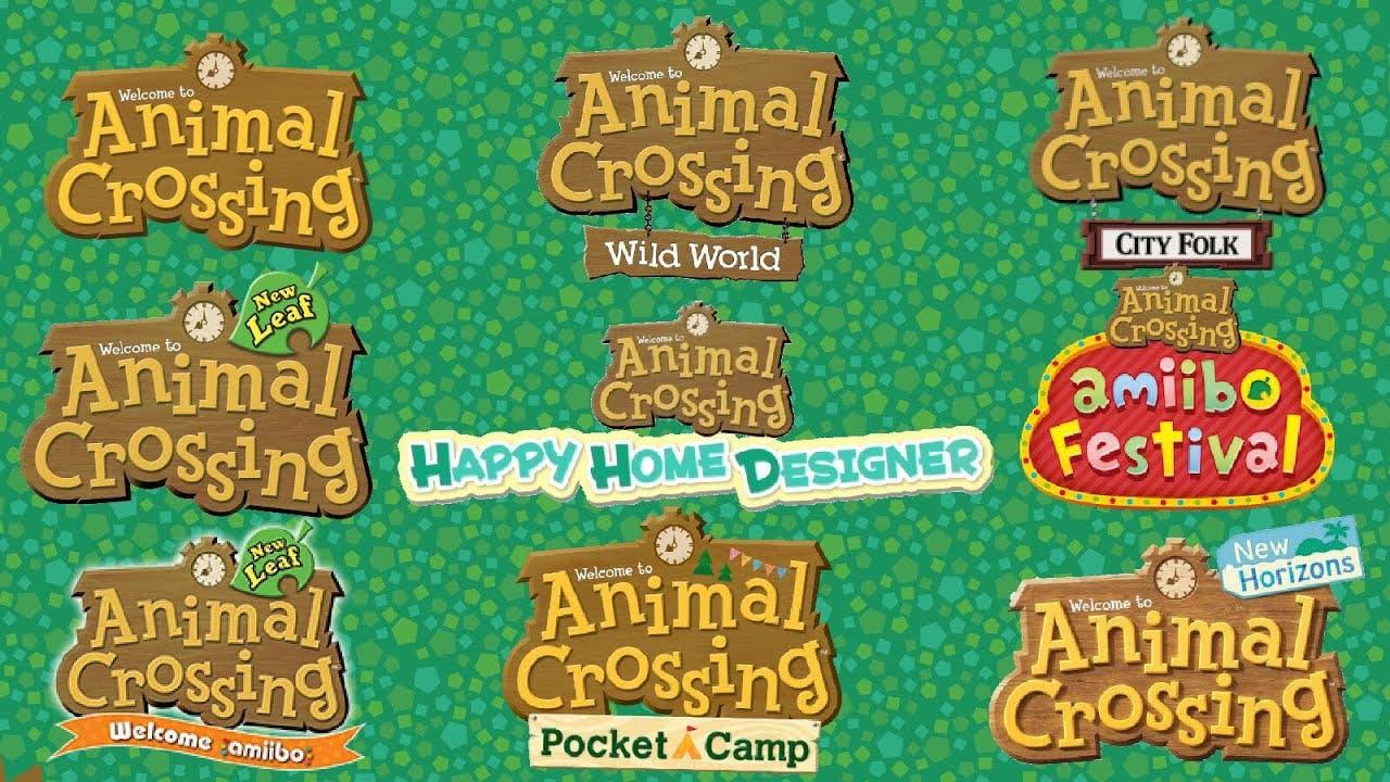 Estos son todos los tráilers de Animal Crossing desde 2001 hasta 2020