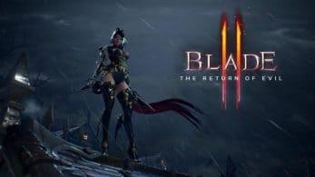 Blade II: The Return of Evil ha aparecido por sorpresa en las eShops europea y americana de Nintendo Switch