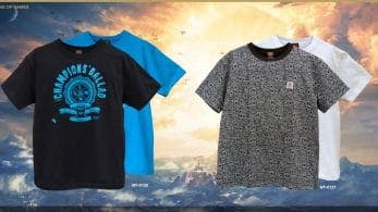 The King of Games enseña dos nuevas camisetas de The Legend of Zelda: Breath of the Wild