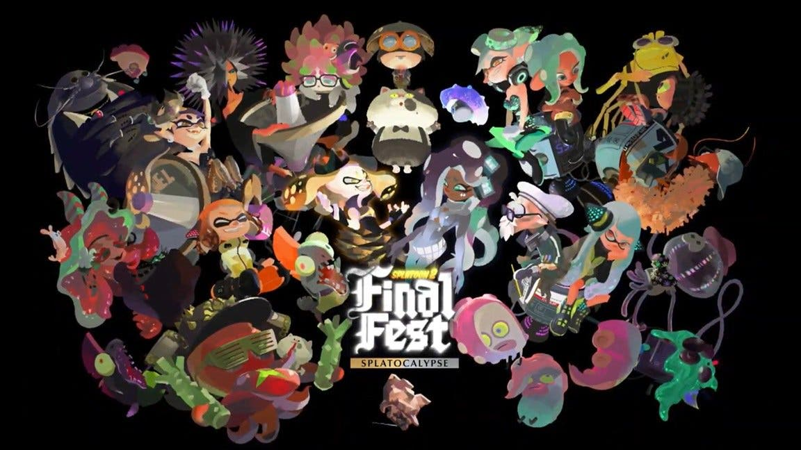 [Discusion] El Splatfest final de Splatoon 2 Caps