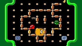 Arcade Archives Clu Clu Land llegará el 27 de junio a la eShop de Nintendo Switch