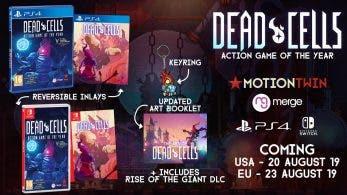 Esta edición especial de Dead Cells se lanza en agosto
