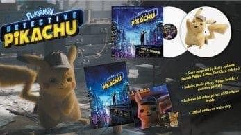 La banda sonora de Pokémon: Detective Pikachu será lanzada en vinilo