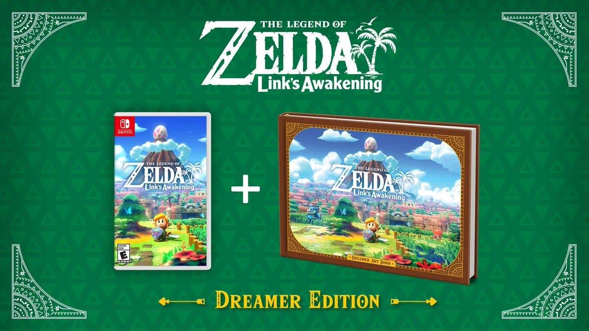 Desvelada la Zelda: Link's Awakening – Dreamer Edition
