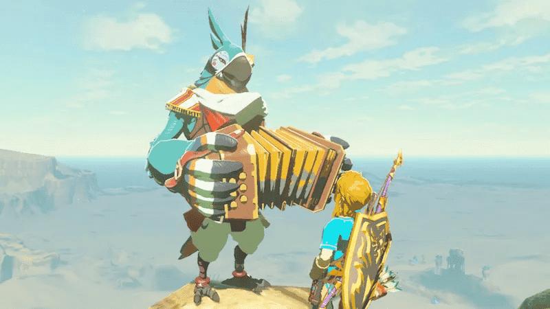 Esta canción de Nyel en Zelda: Breath of the Wild parece darnos interesantes pistas sobre la secuela