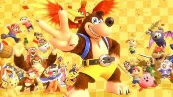 El jefe de Xbox explica cómo Banjo-Kazooie ha terminado en Super Smash Bros. Ultimate