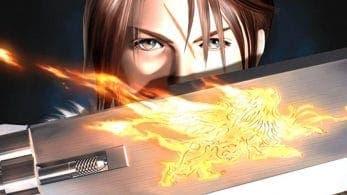 Surgen indicios de que Final Fantasy VIII Remastered se lanzaría en formato físico para Switch