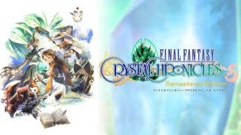Amazon da esperanzas de ver Final Fantasy Crystal Chronicles Remastered Edition en físico para Switch
