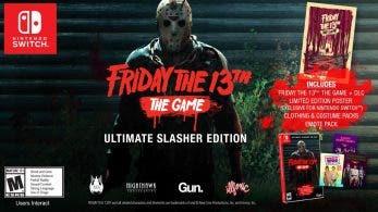 Friday the 13th: The Game Ultimate Slasher Edition se lanza el 13 de agosto
