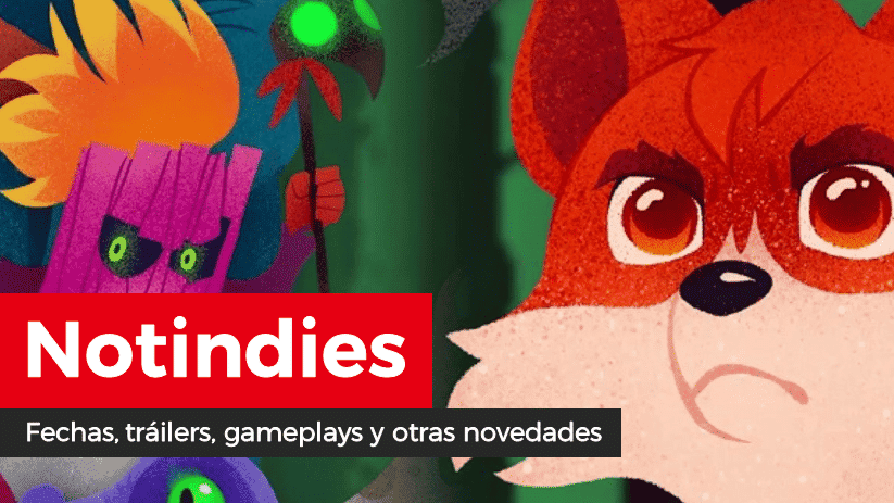 Novedades indies: Alien Escape, Eagle Island, Furwind, Memorrha The Ninja Warriors: Once Again, Bloodstained: Ritual of the Night's Steelbook, Catan, CROSSNIQ+, Dead Cells, Fuga: Melodies of Steel y más
