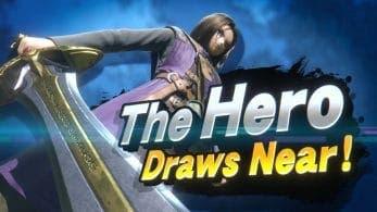 Rumor: El Héroe de Dragon Quest podría llegar a Super Smash Bros. Ultimate el 4 de agosto