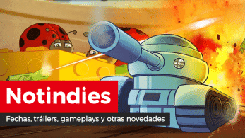 Novedades indies: Attack of the Toy Tanks, Epic Astro Story, Hyperlight Ultimate, The Ninja Warriors Once Again, Fight Crab, Fishing Spirits, Clannad, Graveyard Keeper, Nekopara Vol. 3, Rain City, Scrap Rush!!, Trine 4 y más