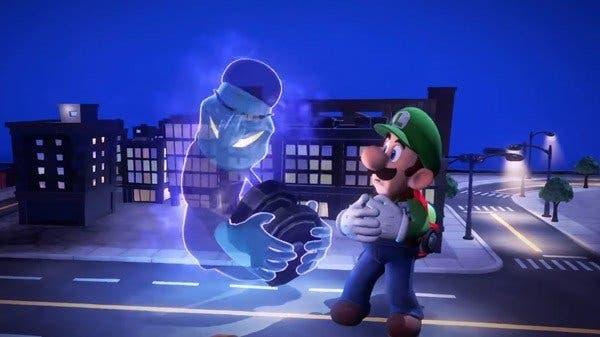 Luigi's Mansion 3 comenzó siendo un proyecto de Wii U