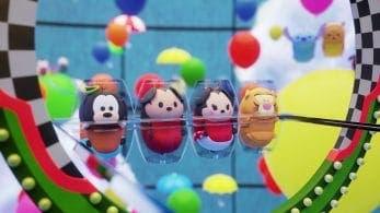 [Act.] Disney Tsum Tsum Festival requiere Joy-Con adicionales en Nintendo Switch Lite