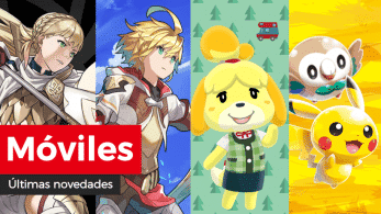 Novedades para móviles: Héroes especiales: El tercer estío y más en Fire Emblem Heroes, galleta Celeste y más en Animal Crossing: Pocket Camp, Summon Showcase: Wedding Belles y más en Dragalia Lost y Snorlax el goloso y más en Pokémon Rumble Rush