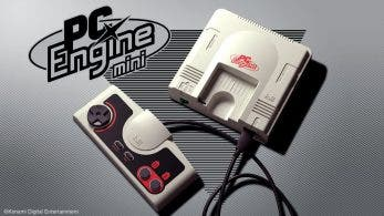 Konami anuncia las consolas PC Engine mini, PC Engine CoreGrafx mini y TurboGrafx-16 mini