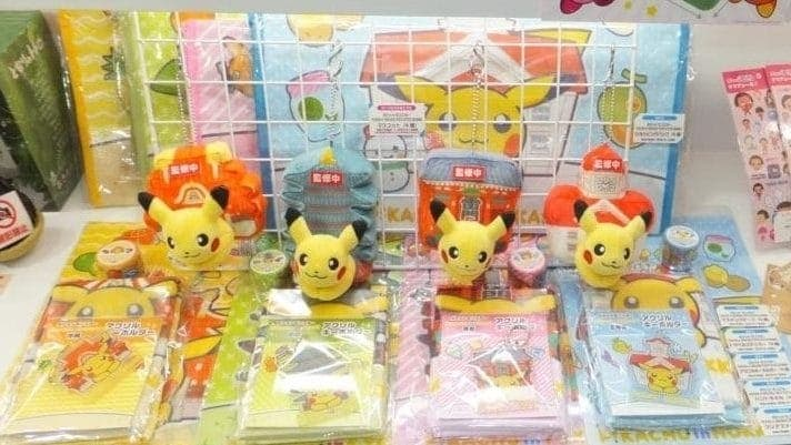 El Tokyo Toy Show 2019 nos deja estos Gotochi de Pikachu y el nanoblock de Mega Charizard X e Y