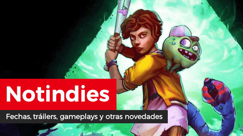 Novedades indies: Hamsterdam, Raiden V, Heroland, Rad, To All Mankind, Levelhead, Bakutsuri Hunters, Dead or School, Lost Ember, The Fruit, Labyrinth & Eden of Grisaia y más