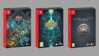 Signature Edition Games anuncia las Signature Edition de Sparklite, Northgard y Children of Morta