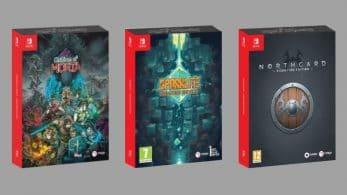Signature Edition Games anuncia las Signature Edition de Sparklite, Northgard y Children of Morta