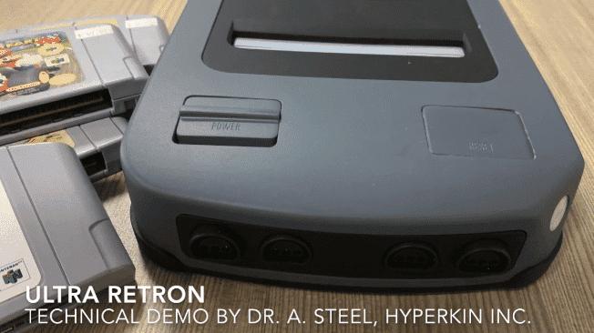 Hyperkin anuncia Ultra Retron, un clon de Nintendo 64 compatible con los cartuchos originales
