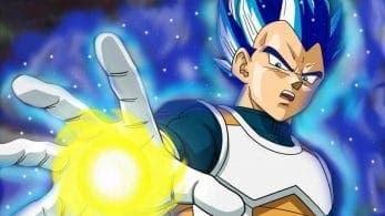 Super Saiyan God Super Saiyan Evolution Vegeta será el próximo personaje DLC de Dragon Ball Xenoverse 2