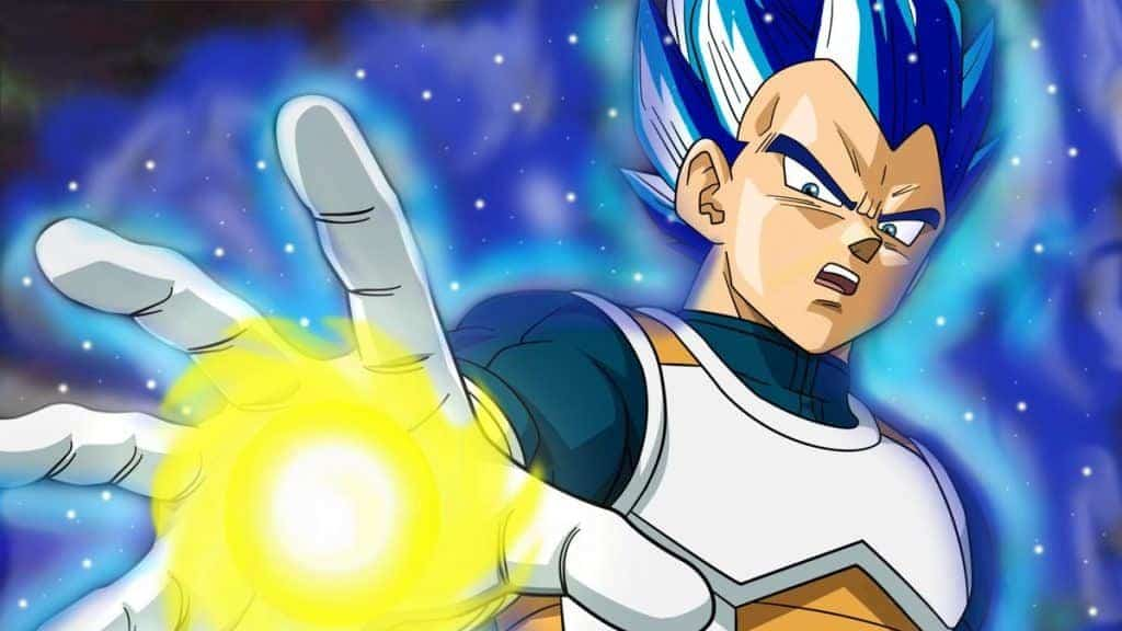 Dragon Ball Xenoverse 2 anuncia Super Saiyan God SS Evolved Vegeta