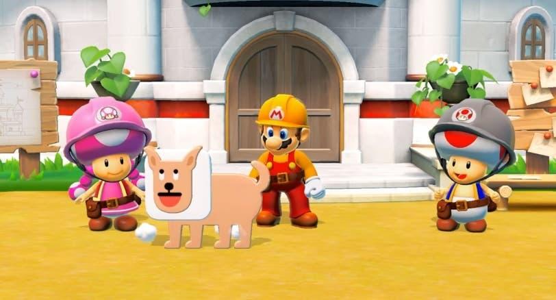 [Act.] Escena introductoria y nuevo gameplay de Super Mario Maker 2