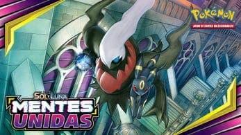 Anunciada la expansión Sol y Luna-Mentes Unidas del JCC Pokémon: primeros detalles, imágenes y fecha