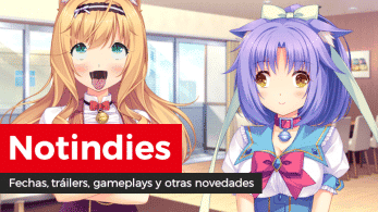 Novedades indies: Streets of Rogue, Indivisible, Rain City, Ultimate Chicken Horse, Fairy Fencer F, Nekopara Vol. 3, Dandy Dungeon: Legend of Brave Yamada, Graveyard Keeper, La-Mulana 2 y Muse Dash