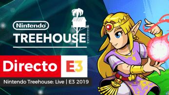 [Act.] Sigue aquí en directo el Nintendo Treehouse: Live | E3 2019