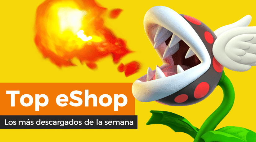 Super Mario Maker 2 es lo más vendido en la eShop europea de Switch durante la última semana (13/7/19)