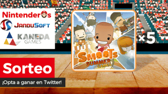 [Act.] ¡Sorteamos 5 copias de Smoots Summer Games para Nintendo Switch junto a JanduSoft y Kaneda Games!
