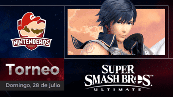 Torneo Super Smash Bros. Ultimate | Ya el decimoquinto