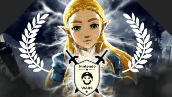 ¡El diseño de Breath of the Wild gana Nintendo Wars: Diseños de la Princesa Zelda!