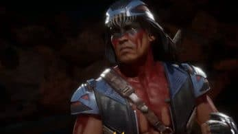 Primer vistazo en vídeo a Nightwolf en Mortal Kombat 11