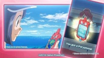 Revelado el nombre del dispositivo que usarán los protagonistas en Pokémon Masters