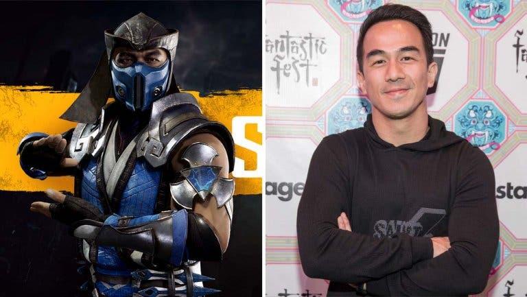 Ya sabemos quien será Sub-Zero en la película de Mortal Kombat