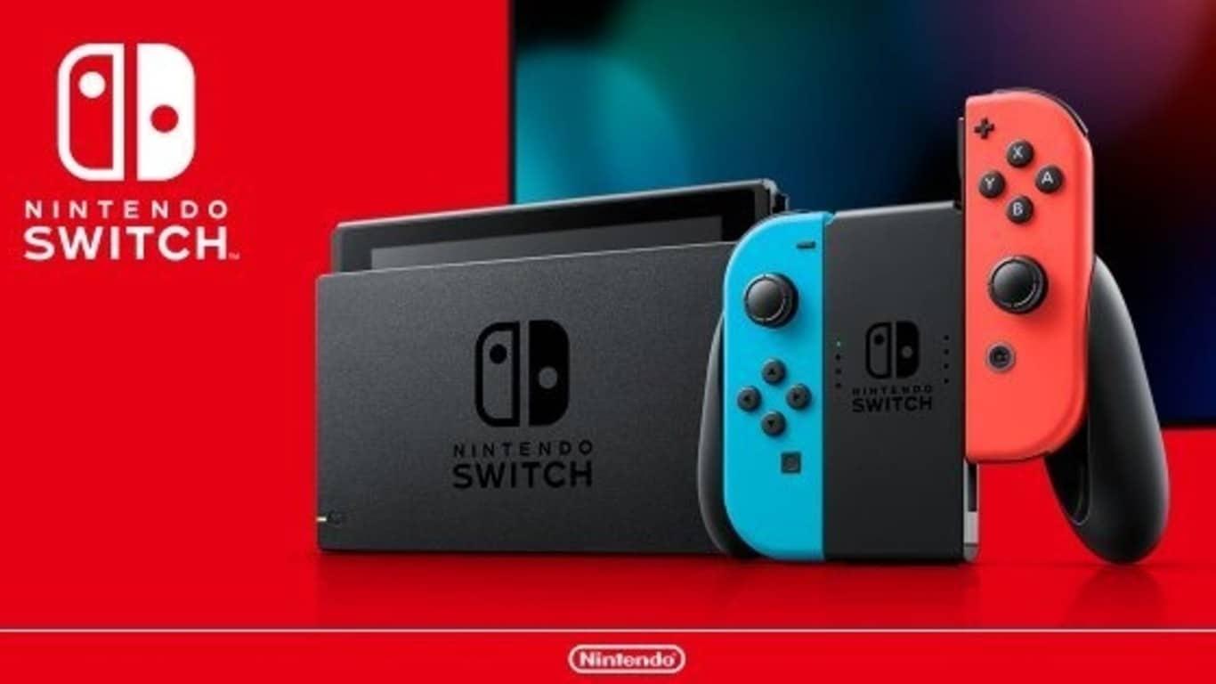 Podremos diferenciar el nuevo modelo de Nintendo Switch con una batería de mayor duración por su número de serie