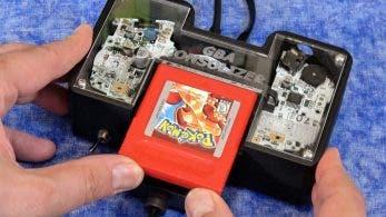 Echa un vistazo al GBA Consolizer, el dispositivo que reproduce juegos de Game Boy en HD