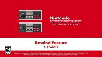 [Act.] La app de NES de Nintendo Switch Online se actualiza a la versión 3.0.0 con nuevos juegos y la función rebobinar