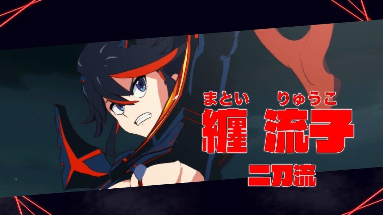 Nuevos tráilers de Satsuki Kiryuin y Ryuko Matoi en Kill la Kill: IF