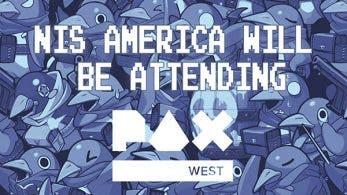 NIS America confirma sus planes para la PAX West 2019, incluyendo un título no anunciado