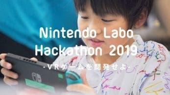 [Act.] Nuevo vídeo del Nintendo Labo Hackathon 2019 realizado en Japón
