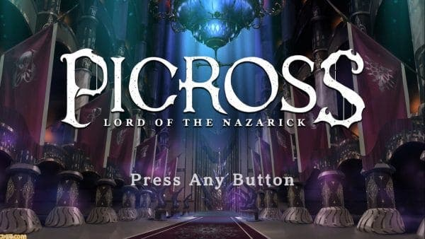Anunciado Picross Lord of the Nazarick para Nintendo Switch