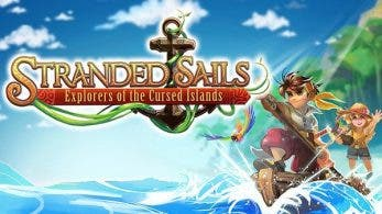 Stranded Sails: Explorers of the Cursed Islands llegará a Nintendo Switch en octubre